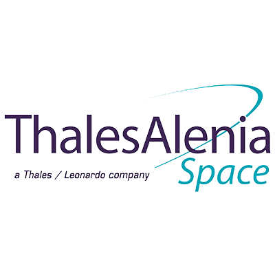 open a new tab with Thales Alenia Space website