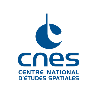 open a new tab with CNES website