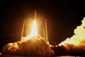 Rocket Launch Esa